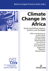 Title: Climate Change in Africa