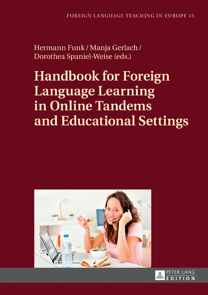 Title: Handbook for Foreign Language Learning in Online Tandems and Educational Settings
