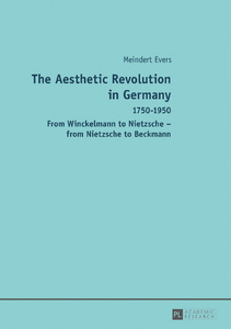 Title: The Aesthetic Revolution in Germany