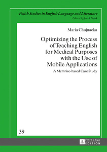 Title: Optimizing the Process of Teaching English for Medical Purposes with the Use of Mobile Applications