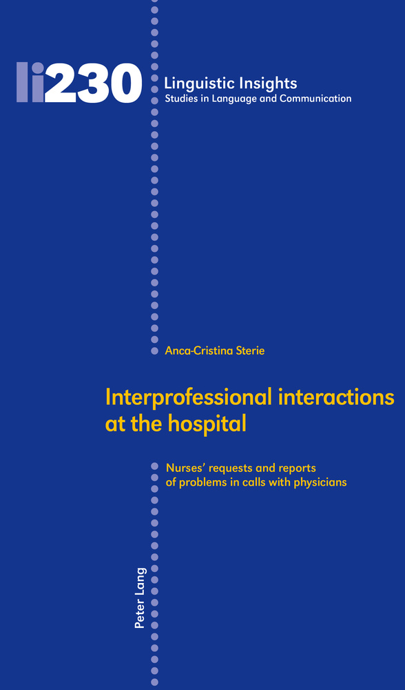 Title: Interprofessional interactions at the hospital