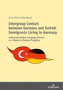 Title: Intergroup Contact between Germans and Turkish Immigrants Living in Germany