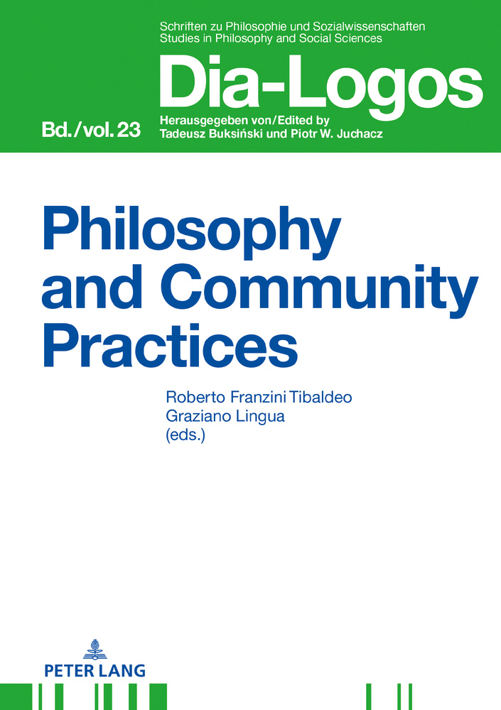 Title: Philosophy and Community Practices