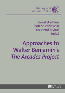 Title: Approaches to Walter Benjamin's «The Arcades Project»
