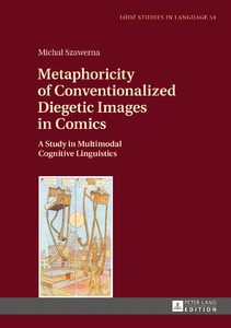 Title: Metaphoricity of Conventionalized Diegetic Images in Comics