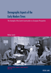 Title: Demographic Aspects of the Early Modern Times