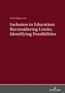 Title: Inclusion in Education: Reconsidering Limits, Identifying Possibilities