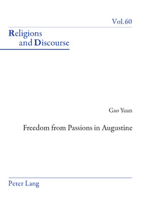 Title: Freedom From Passions in Augustine