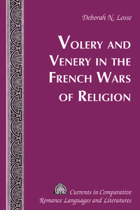 Title: Volery and Venery in the French Wars of Religion