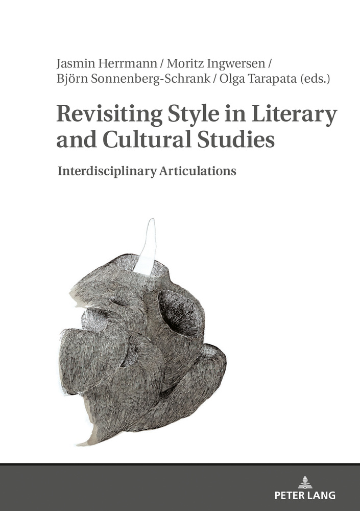Title: Revisiting Style in Literary and Cultural Studies