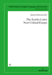 Title: The Scarlet Letter. New Critical Essays
