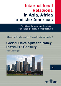 Title: Global Development Policy in the 21st Century