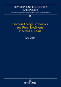 Title: Biomass Energy Economics and Rural Livelihood in Sichuan, China