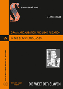 Title: Grammaticalization and Lexicalization in the Slavic Languages