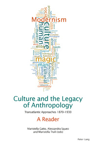Title: Culture and the Legacy of Anthropology