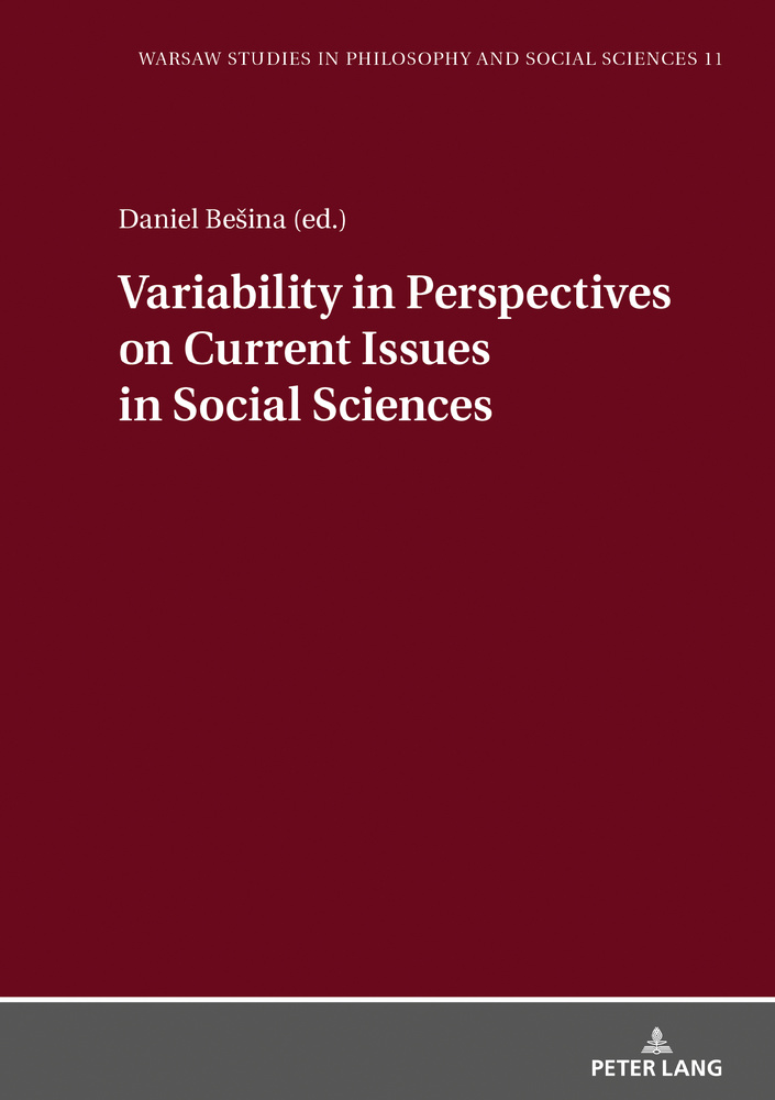 Title: Variability in Perspectives on Current Issues in Social Sciences