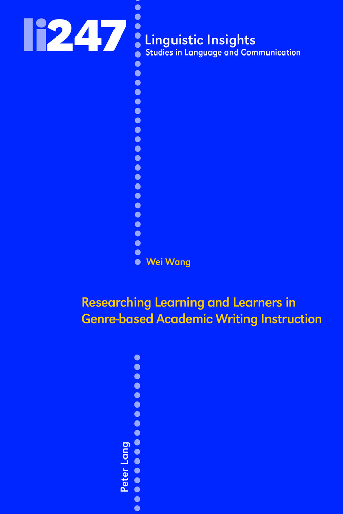 Title: Researching Learning and Learners in Genre-based Academic Writing Instruction