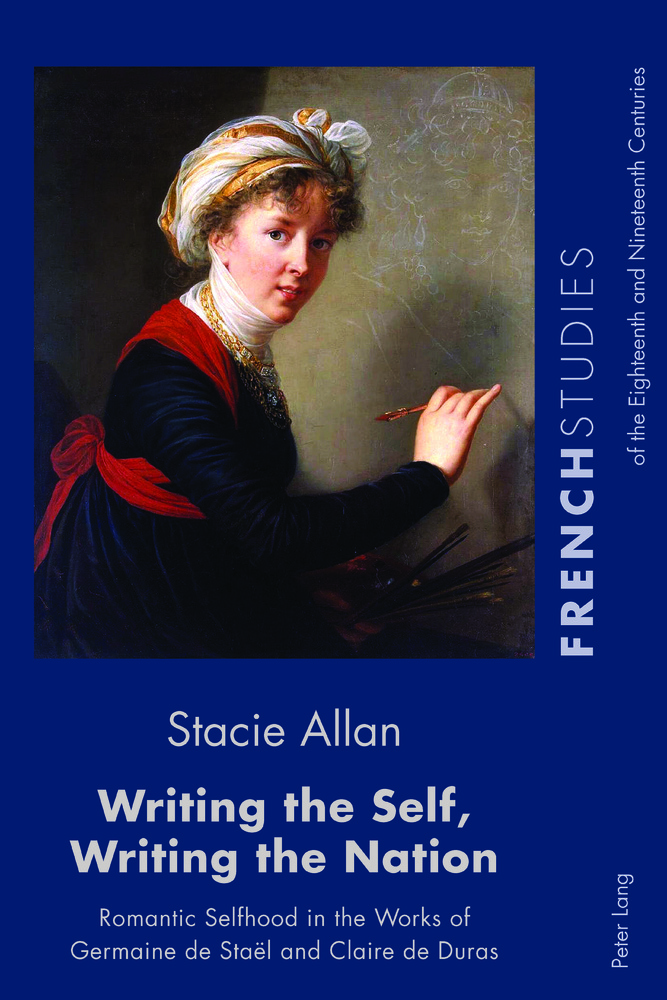 Title: Writing the Self, Writing the Nation