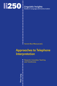 Title: Approaches to Telephone Interpretation