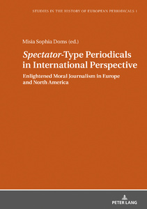 Title: «Spectator»-Type Periodicals in International Perspective