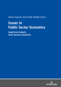 Title: Issues in Public Sector Economics