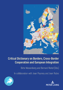 Title: Critical Dictionary on Borders, Cross-Border Cooperation and European Integration