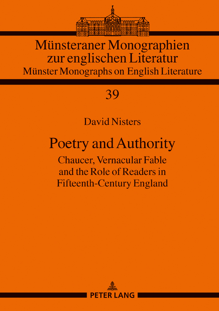Title: Poetry and Authority