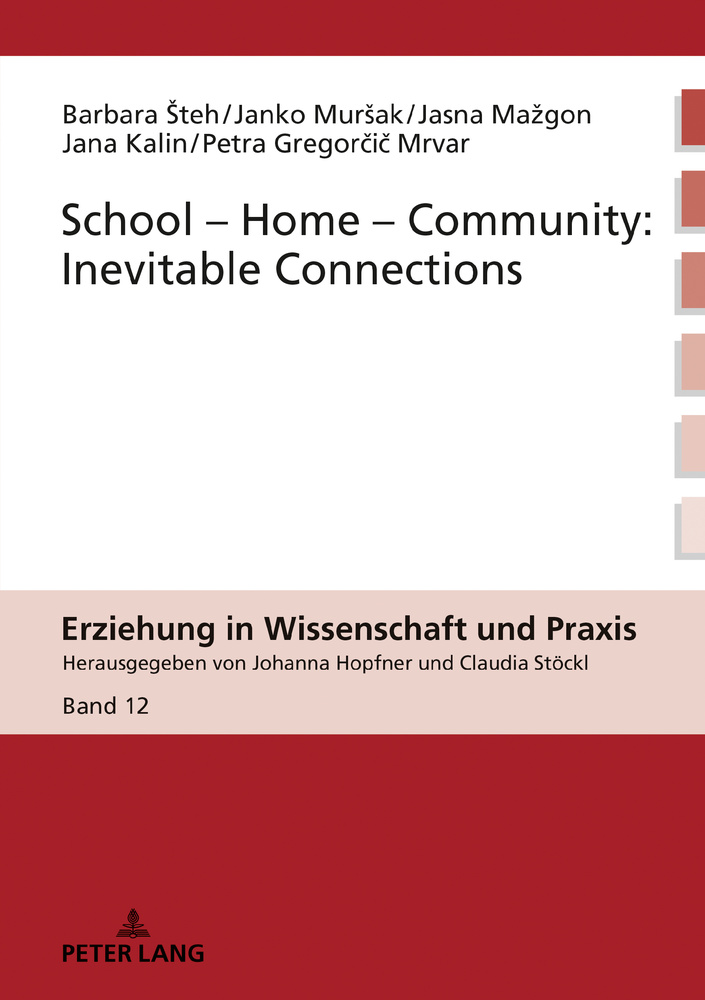 Title: School-Home-Community: Inevitable Connections