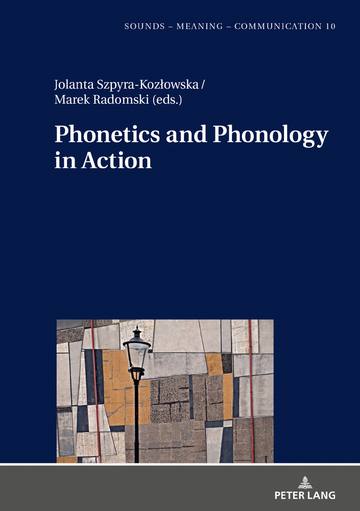 Title: Phonetics and Phonology in Action