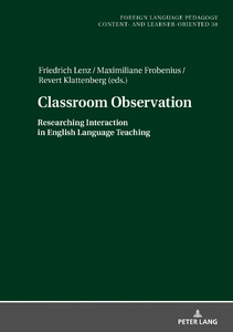 Title: Classroom Observation