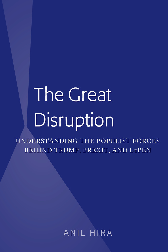 Title: The Great Disruption