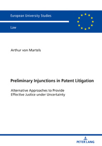 Title: Preliminary Injunctions in Patent Litigation