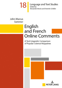 Title: English and French Online Comments