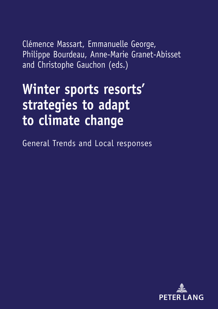 Title: Winter sports resorts' strategies to adapt to climate change