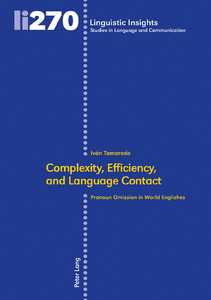 Title: Complexity, Efficiency, and Language Contact