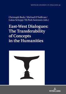 Title: East-West Dialogues: The Transferability of Concepts in the Humanities