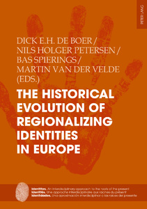 Title: The Historical Evolution of Regionalizing Identities in Europe