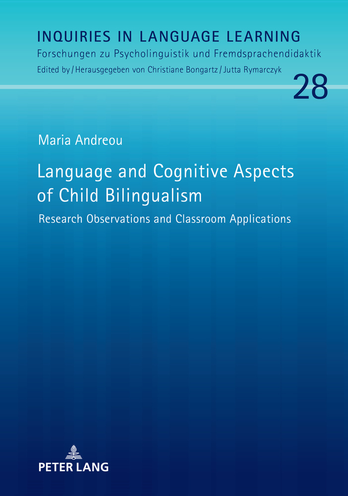 Title: Language and Cognitive Aspects of Child Bilingualism