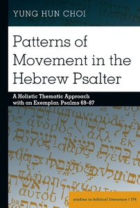 Title: Patterns of Movement in the Hebrew Psalter