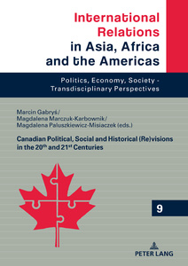 Title: Canadian Political, Social and Historical (Re)visions in 20th and 21st Century