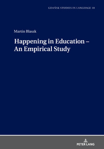 Title: Happening in Education – An Empirical Study