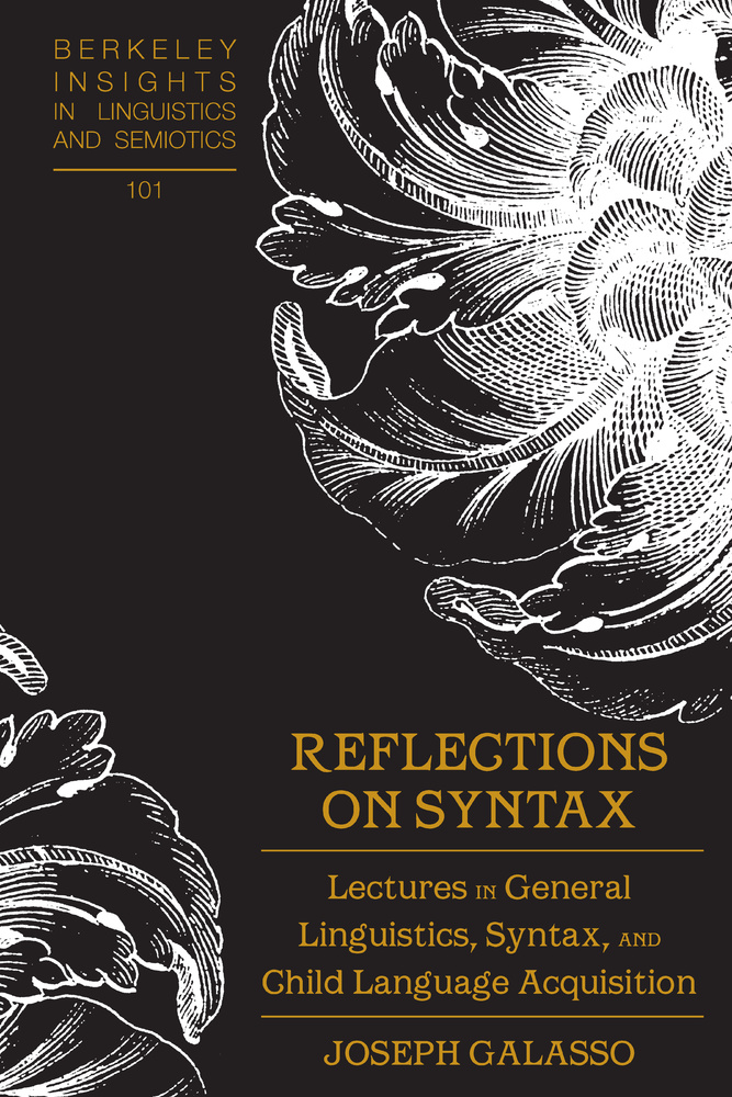 Title: Reflections on Syntax