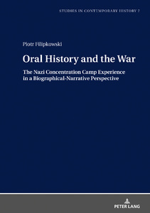 Title: Oral History and the War