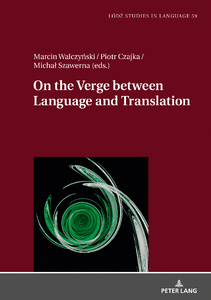 Title: On the Verge Between Language and Translation