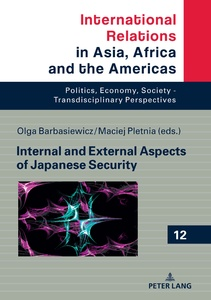 Title: Internal and External Aspects of Japanese Security