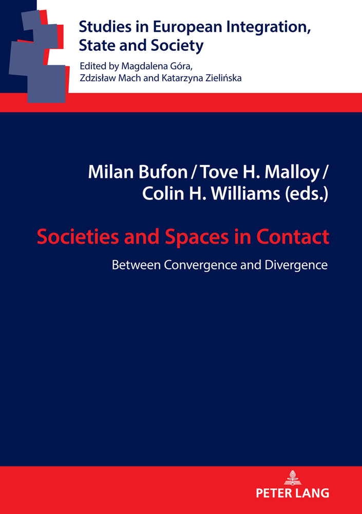 Title: Societies and Spaces in Contact