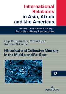 Title: Historical and Collective Memory in the Middle and Far East