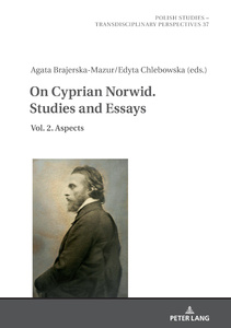 Title: On Cyprian Norwid. Studies and Essays
