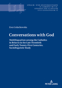 Title: Conversations with God
