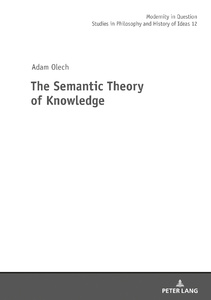 Title: The Semantic Theory of Knowledge